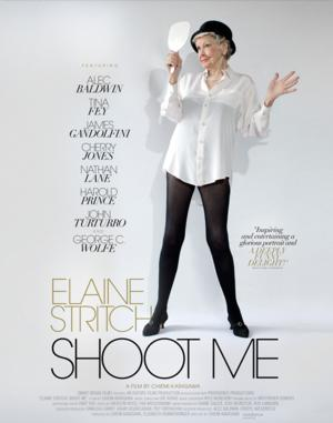 ELAINE STRITCH: SHOOT ME Doc Announces Release Dates Across the Country