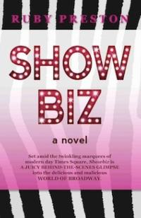 Dress-Circle-Publishing-Releases-Broadway-Themed-SHOWBIZ-A-NOVEL-20010101