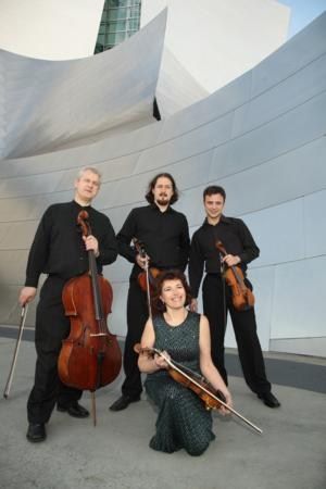 Music Mountain Welcomes Spuyten Duyvil, St. Petersburg Quartet with Ricardo Cavalcante de Oliveira This Weekend