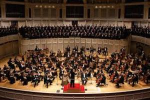 CSO to Stream Performance of BEETHOVEN'S SYMPHONY NO. 9, 5/7