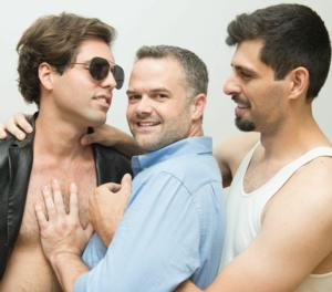 Stage Left Studio Presents Manuel Igrejas' New Play NO STRINGS ATTACHED, Now Through 8/16