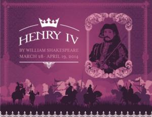 Cincinnati Shakespeare Company's HENRY IV: PART 1 & 2 Begins 3/28