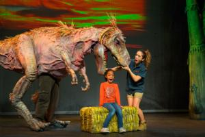 Erth's DINOSAUR ZOO Live Plays Fisher Theatre, 3/12-16
