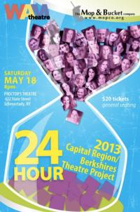 3rd Annual 24 Hour Berkshire/Capital Region Theatre Project Set for 5/18