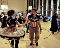Country Dance*New York's FALL FLING CONTRA DANCE Set for Today