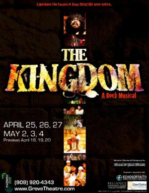 The Grove Theatre to Present THE KINGDOM, 4/25-5/4