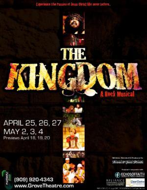 The Grove Theatre to Present THE KINGDOM, 4/25-5/4