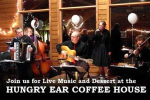 Tom Godfrey and Lori Guy Bring Great American Songbook Classics to Hungry Ear Coffee House Tonight