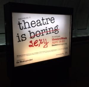 Washington theatreWeek 2014 Begins Today
