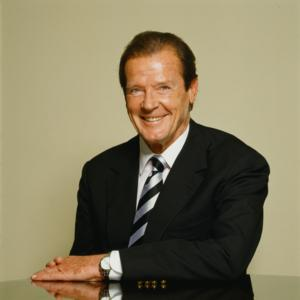 Roger Moore To Kick Off Tour of AN EVENING WITH SIR ROGER MOORE at The Marlowe Theatre