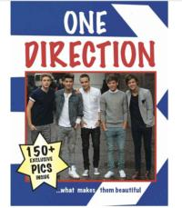 ONE DIRECTION Book Launches With Behind-the-Scenes Photos and More