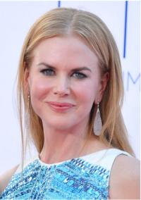 Nicole Kidman's Sleek and Sexy Emmy Look!