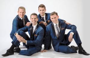 BWW Reviews: MIDTOWN MEN Bring Musical Memories and Distinctive Harmonies to Providence