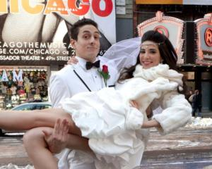 TONY N' TINA'S WEDDING to Return to Times Square, Beg. 3/13; Cast Announced!