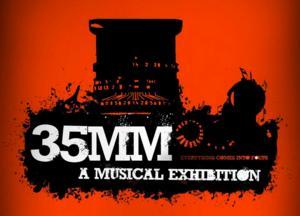 Ignite Theatre t Present 35 MM A MUSICAL EXHIBITION, 4/11-5/4