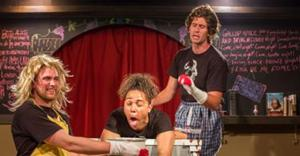 BWW Reviews: Post5 Theatre Takes Another Shot at THE COMPLETE WORKS OF WILLIAM SHAKESPEARE (ABRIDGED) (REVISED)