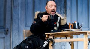 STAGE TUBE: Kevin Spacey Chronicles RICHARD III in 'Now: In The Wings On A World Stage' Documentary- Watch Trailer Now!