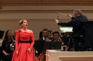 BWW Reviews: Triple-Threat at Carnegie Hall--DiDonato, Levine and the MET Orchestra