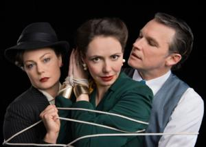 Wonder Woman Play LASSO OF TRUTH Set for Marin Theatre Company, Now thru 3/16