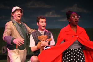 MST to Present JAMES AND THE GIANT PEACH, 4/19-5/17