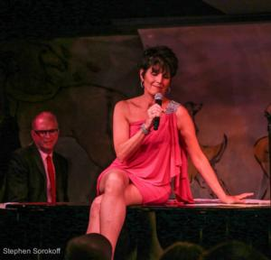 BWW Reviews: LUCIE ARNAZ Springs Into Love In Charming Cafe Carlyle Debut Show