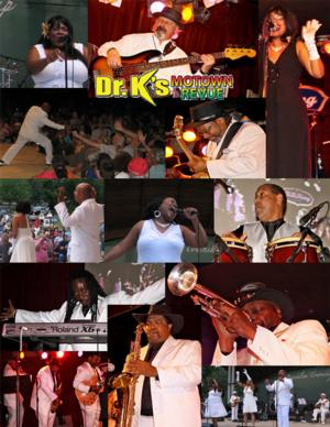 Dr. K's Motown Revue to Play Patchogue Theatre, 5/3