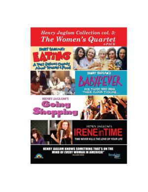 HENRY JAGLOM VOL. 3: THE WOMEN'S QUARTET Out on DVD, 4/8