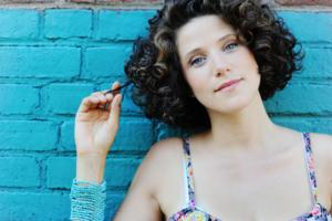 Cyrille Aimee Brings Gypsy Jazz to The Cabaret at The Columbia Club Tonight