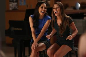 Naya Rivera Fired from GLEE Following Feud with Lea Michele