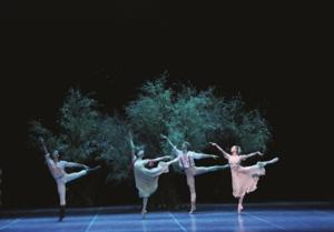 Houston Ballet Launches 45th Season with A MIDSUMMER NIGHT'S DREAM Tonight