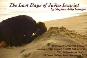 BWW Reviews: New Company Mad Hat Stages Compelling JUDAS ISCARIOT