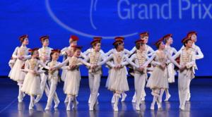 Metropolitan Ballet Academy Student Dancers Score Honors at Youth America Grand Prix 2014