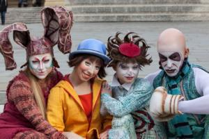Cirque du Soleil Presents QUIDAM at Royal Albert Hall, Beg. Tonight