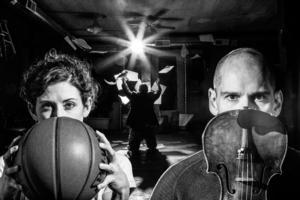 Strawdog Theatre Presents CHARLES IVES TAKE ME HOME, Now thru 6/21