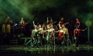 CAPA and Shadowbox Live to Present Original Rock Ballet THE MASQUE, 5/15