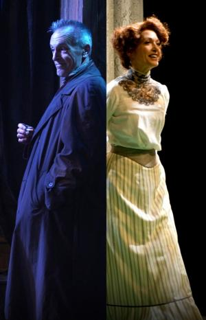 Writers Theatre Present THE DANCE OF DEATH, Now thru 7/20