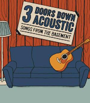 3 Doors Down Brings Summer Acoustic Tour to Hershey Theatre Tonight