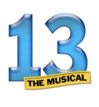 Des Moines Onstage Children's Theater Presents 13 THE MUSICAL, Beginning 5/17