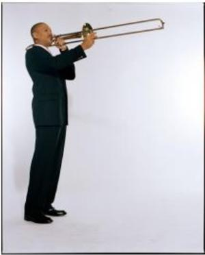 Trombonist Delfeayo Marsalis Performs Intimate Concert at Holland Center Tonight