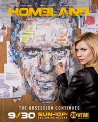 Showtime to Air Season One Marathon of Emmy-Winning HOMELAND, 9/29