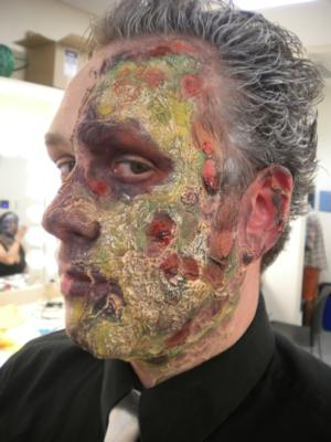 Centenary Stage Company to Host ZOMBIE APOCALYPSE Make-Up Workshop at Warren County Library, 10/23