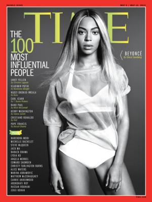 Cyrus, Beyonce, Pharrell Among TIME's 100 Most Influential People