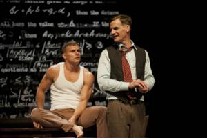 BWW Reviews: Revealing BREAKING THE CODE at Barrington Stage Co