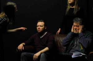 Kings Fool Productions to Present SITTING UP FOR MICHAEL & C.L.G., April 8-27