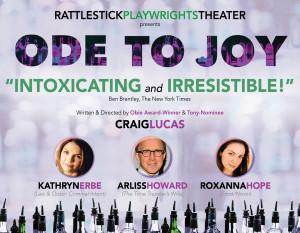 Rattlestick's ODE TO JOY Ends Extended Run Today