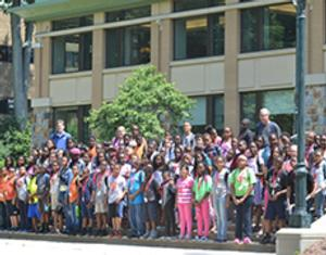 Fairfield University Summer Camps Prep Teens and Pre-Teens for Leadership