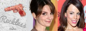 Tina Fey & Leslie Kritzer Set to Lead RECKLESS Benefit Reading on 10/28