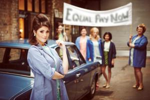 BEHIND THE SCENES: West End Launch of MADE IN DAGENHAM
