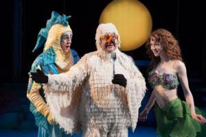 BWW Reviews: Chanhassen Dinner Theatre's THE LITTLE MERMAID Makes Poseidon (and Disney) Proud