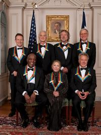 President Obama Praises Recipients of Kennedy Center Honors